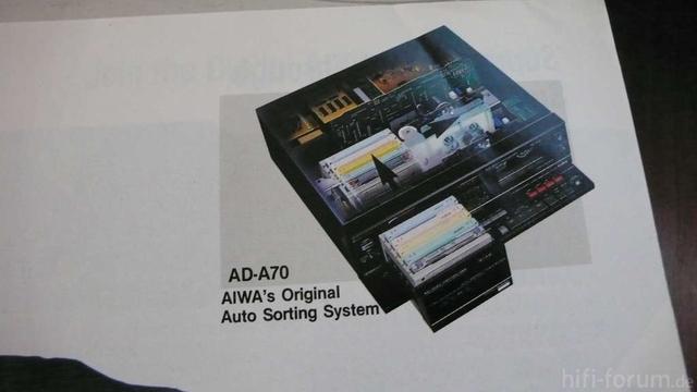 AIWA -A70