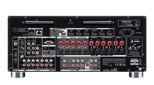 Onkyo TX-RZ830