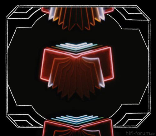 Arcadefire Neonbible