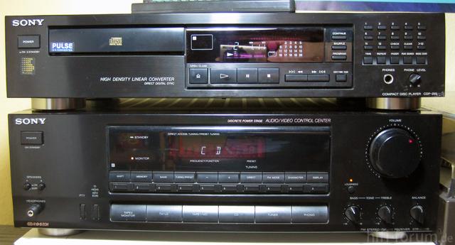 Sony STR-GX315