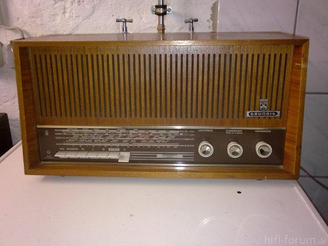 Grundig Röhrenradio 3040a
