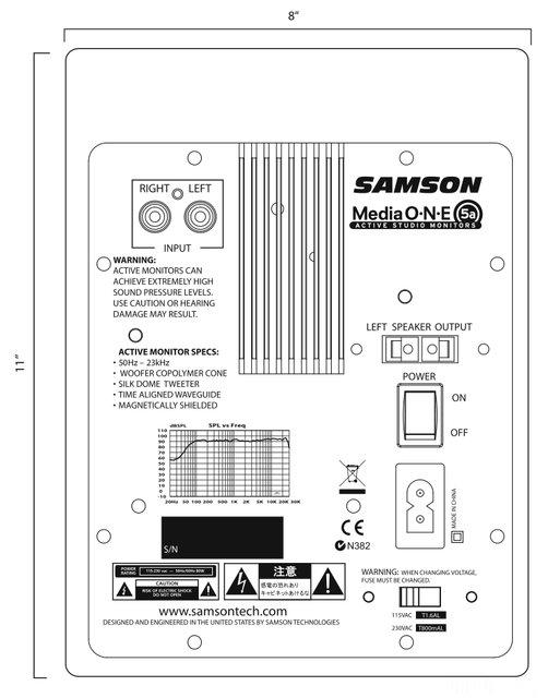 Samson Mediaone 5a 2