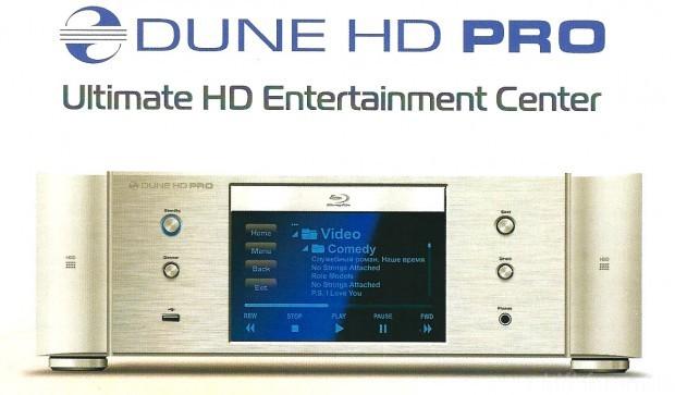 Dune HD Pro