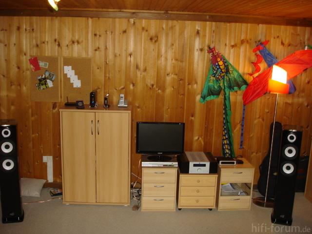 Setup Hobby-Raum