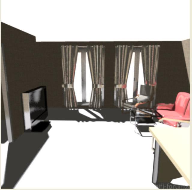 Wohnzimmer Konzept