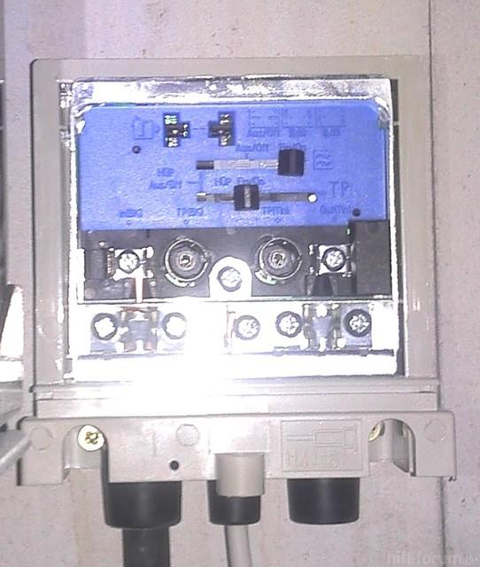 Kleine Frage bzgl. HÜP, Kabel (analog, DVB-C) - HIFI-FORUM