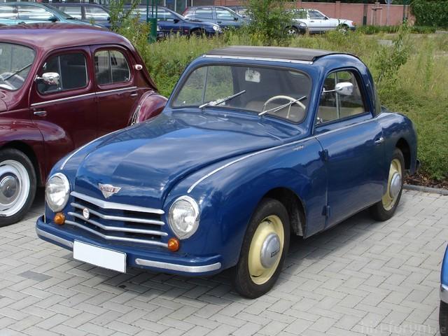 Gutbrod Superior Limousine