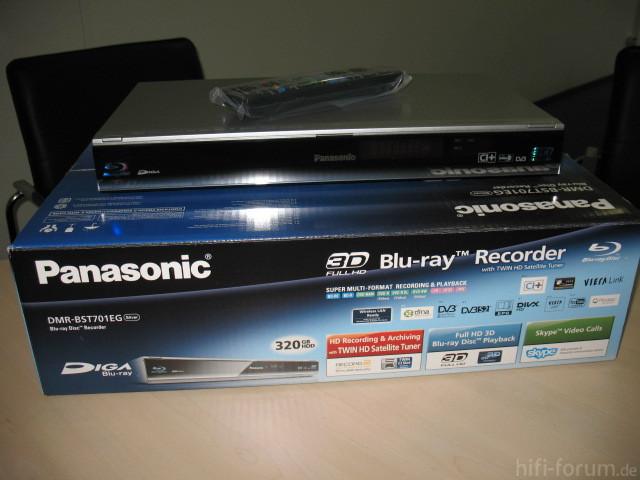 Panasonic DMR-BST 701 EG