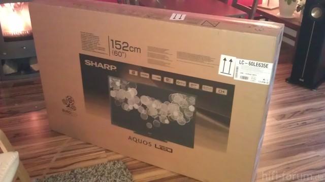 Sharp LC-60LE635E
