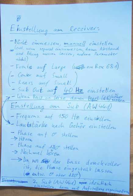 Einstellung Tip AVR U Sub Nubert Vom Messlabor