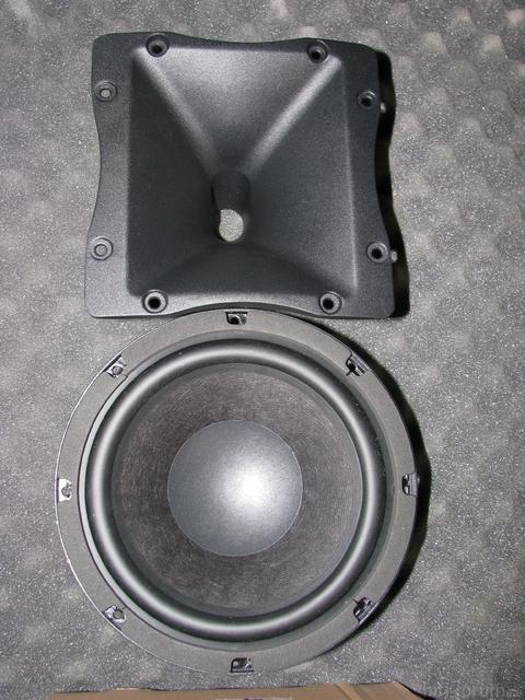 Chassis Für Powerhifi, Anordnung