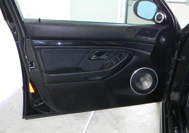 BMW E39 Türumbau