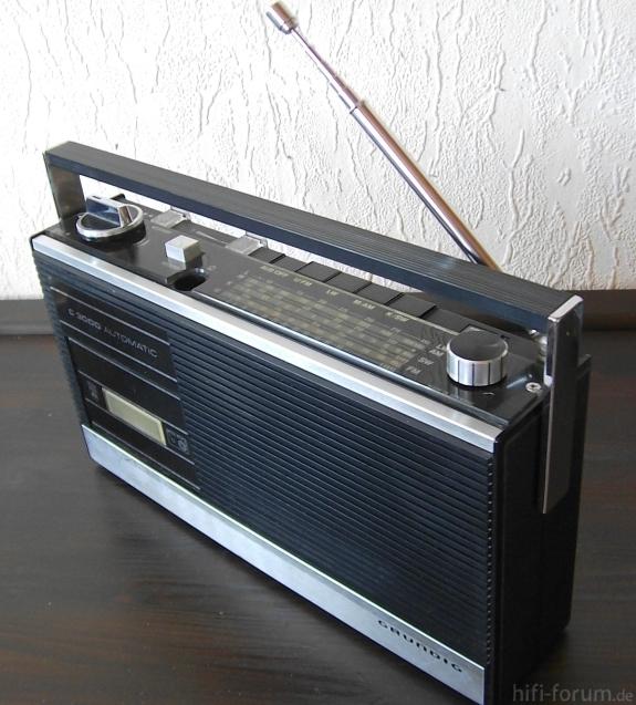 1973   Radiorecorder   Grundig C3000 Automatic