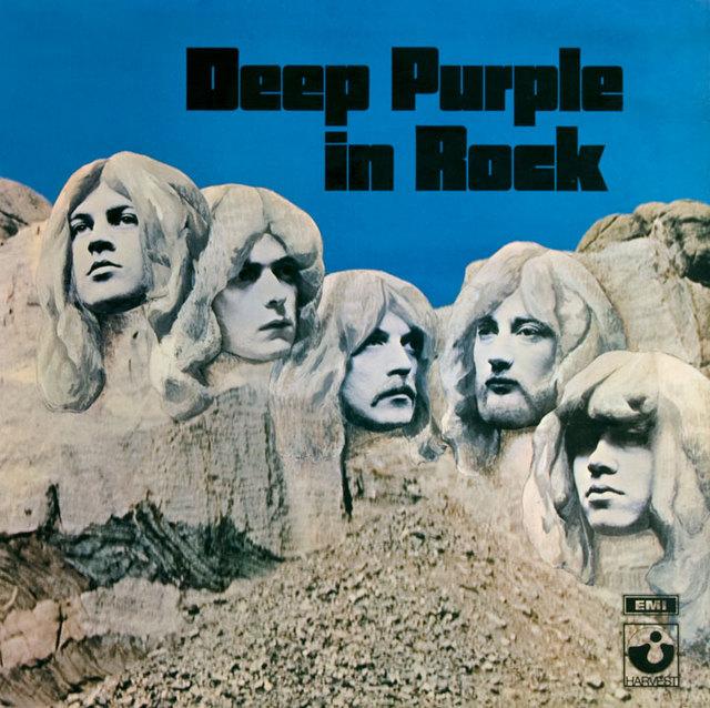 _Deep Purple - In Rock