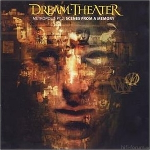 Dream Theater   Metropolis Pt  2, Scenes From A Memory