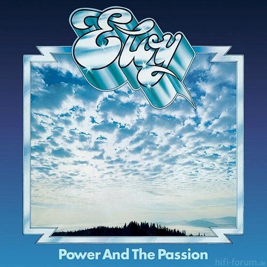 Eloy   Power And The Passion