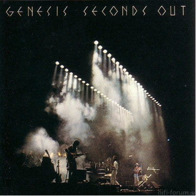 _Genesis - Seconds Out