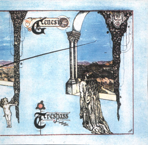 Genesis   Trespass