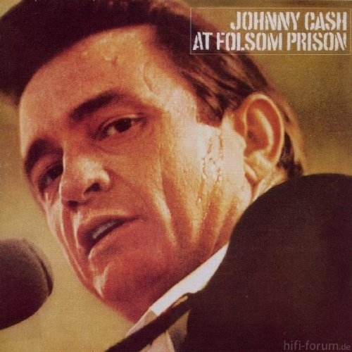 Johnny Cash   At Folsom Prison (Re Release)