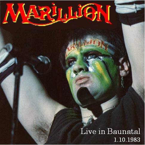 _Marillion - Live in Baunatal