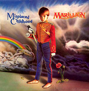 Marillion   Misplaced Childhood