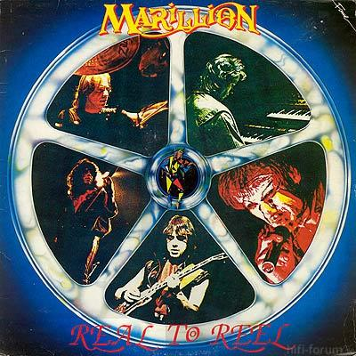 Marillion   Real To Reel (CD)