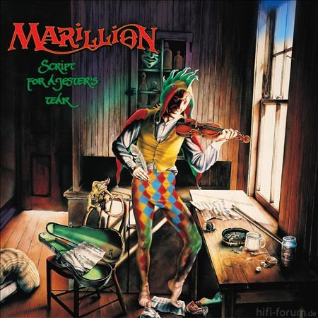 Marillion   Script For A Jester\'s Tear