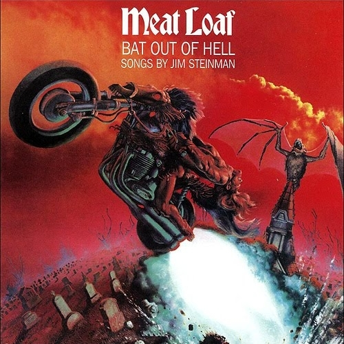 _Meat Loaf - Bat Out Of Hell