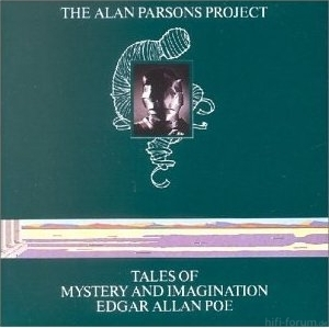 The Alan Parsons Project   Tales Of Mystery And Imagination   Edgar Allan Poe (CD)
