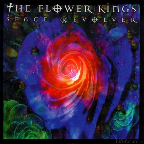 The Flower Kings   Space Revolver