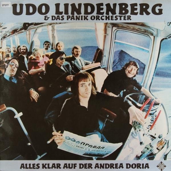 _Udo Lindenberg - Alles klar auf der Andrea Doria