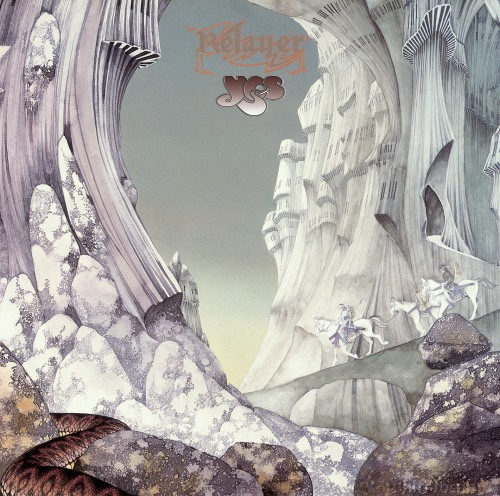 Yes   Relayer (Remastered)