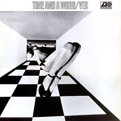 _Yes - Time And A Word