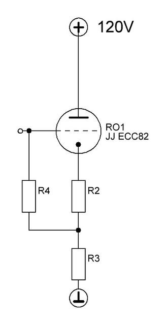 ECC82 120V 2