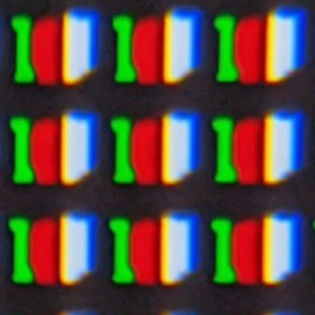 Pixelstruktur CX