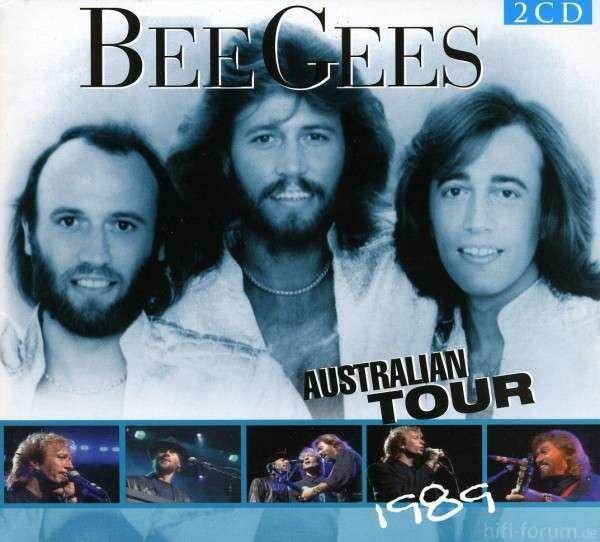Bee Gees: Australian Tour 1989