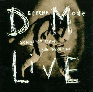 Depeche Mode: Songs Of Faith And Devotion - Live