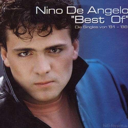 Nino De Angelo: Best Of - Die Singles von '81 - '88