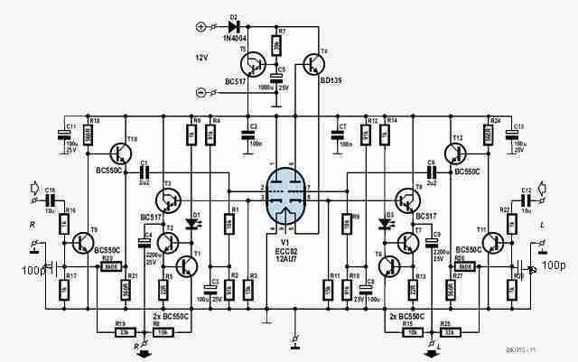 Schaltplan Hybrid Khv 204017