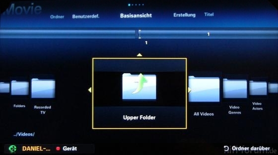 Samsung MediaPlay - Übersicht