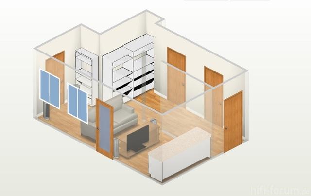 Wohnzimmer 3d   1