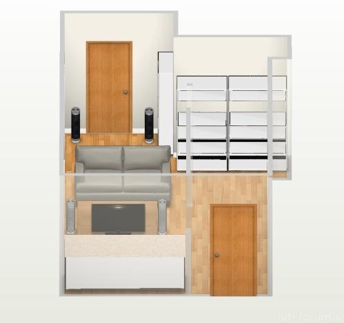 Wohnzimmer 3d   3