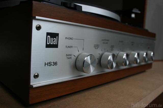 Dual HS 36