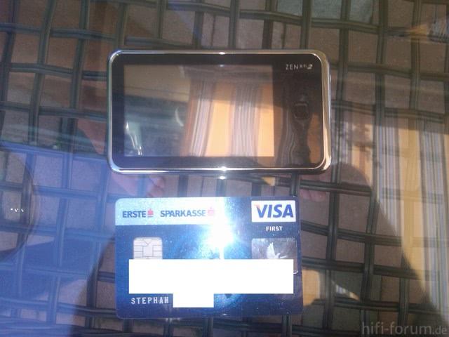 Xfi Vs Kreditkarte