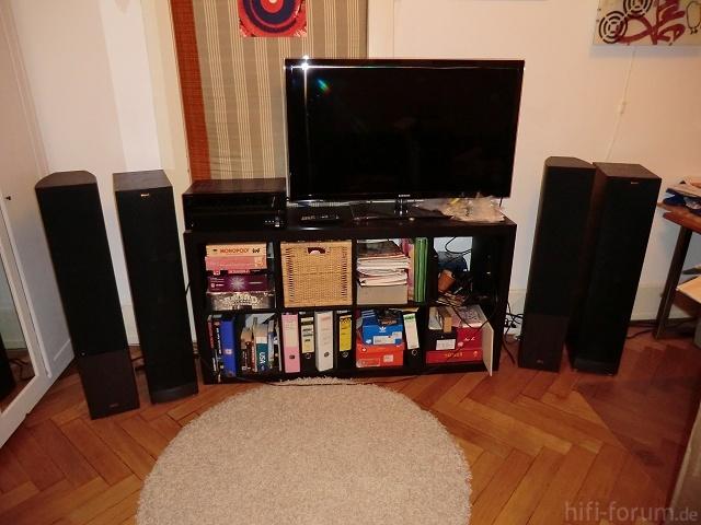Das Kleine Home-Hörstudio