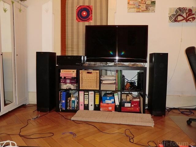 Lautsprecheraufstellung