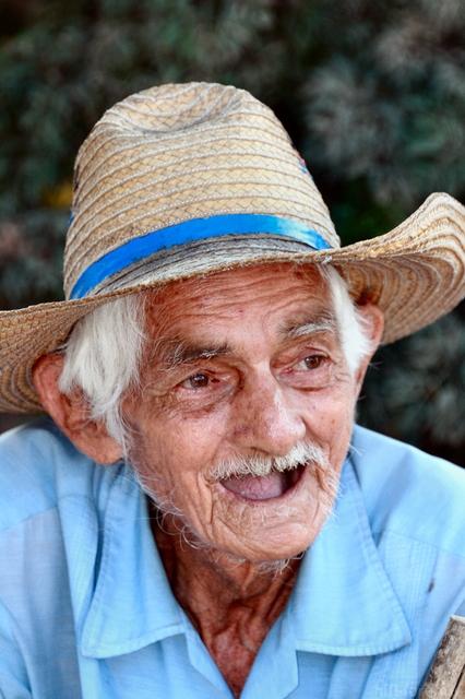 Kuba Joda Opa Alter Mann