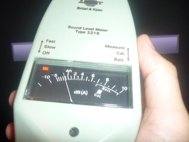 PS59D6900 Schallmessung