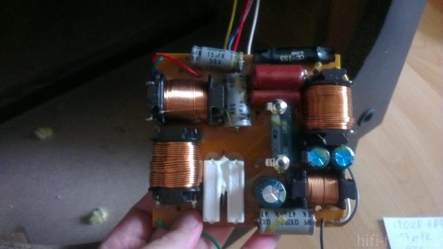 Frequenzweiche Onkyo SC-901