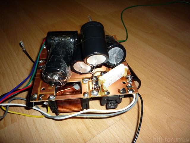 Onkyo SC 901 Weiche repariert